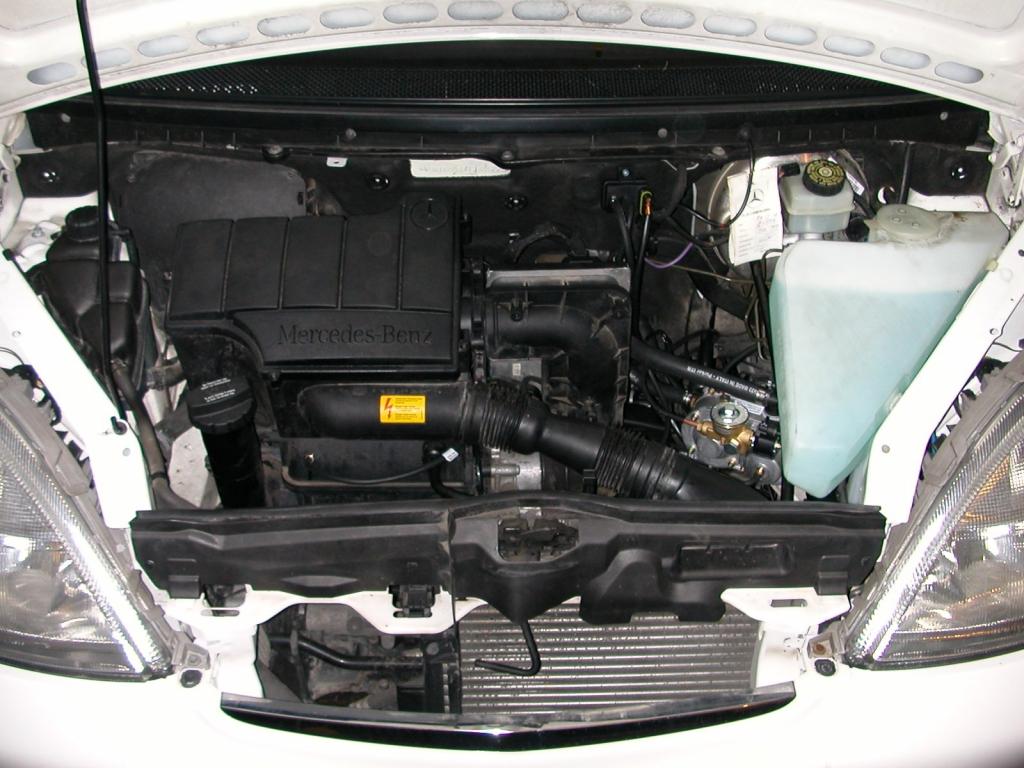 Mercedes-A140b