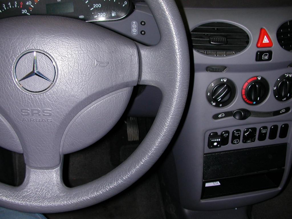 Mercedes-A140c