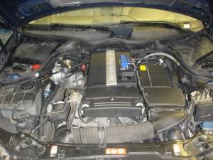 Mercedes-C200a