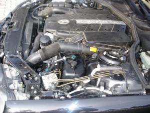 Mercedes-CL500c