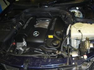 Mercedes-CLK320c