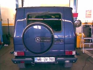 Mercedes-G500c