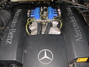 Mercedes-MLa