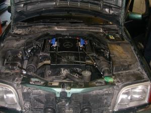 Mercedes-S420d