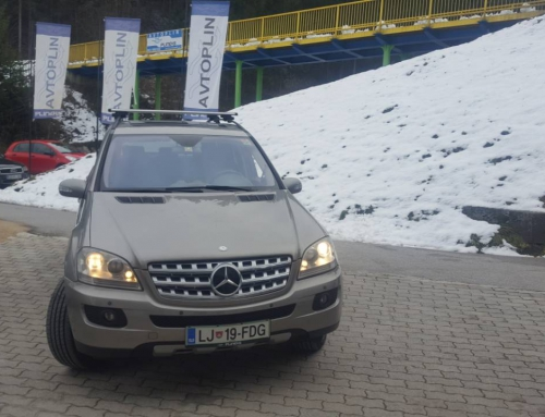 MERCEDES BENZ ML 350 4-MATIC AUT.