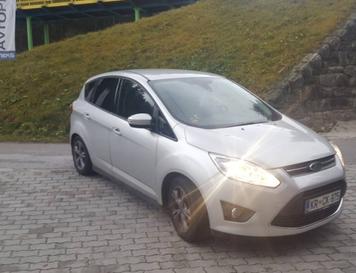 FORD C-MAX 1.0 SCTI ECOBOOST