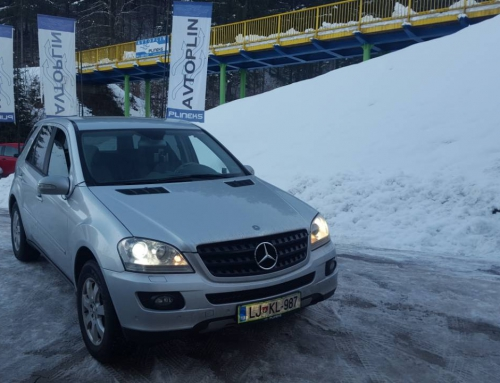 MERCEDES BENZ ML 350 AUT.