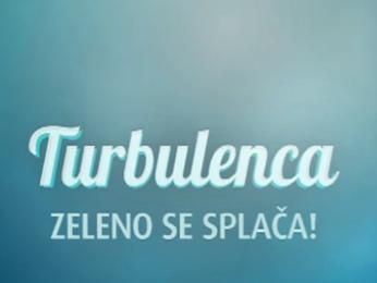 ZELENO SE SPLAČA! v oddaji Turbulenca