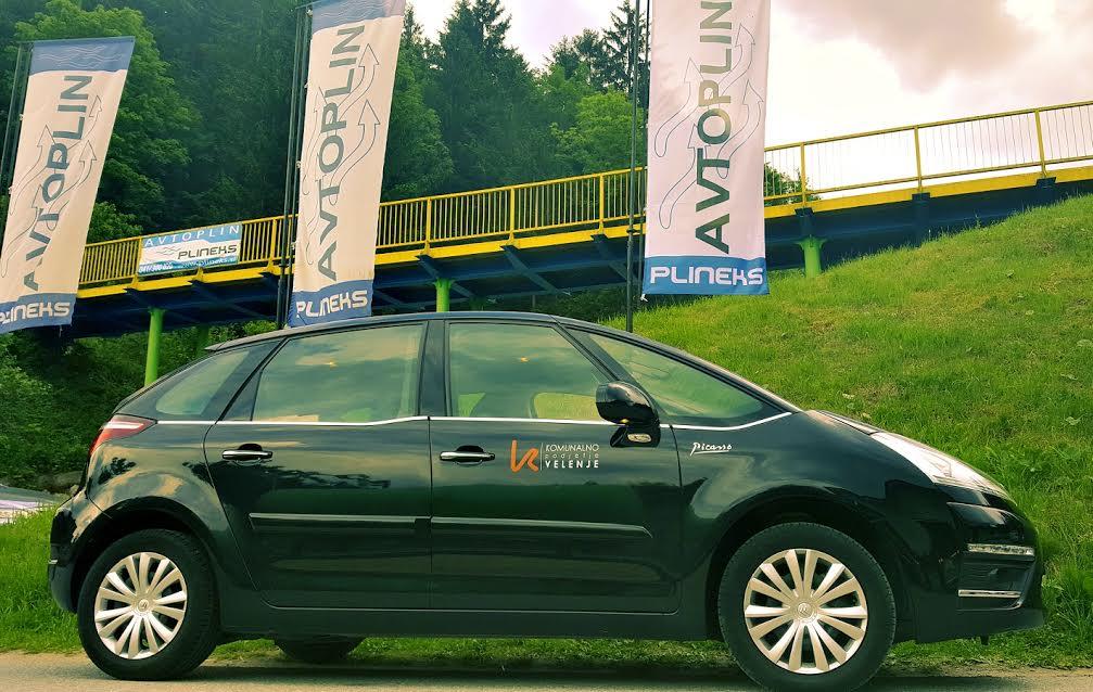 Komunalno podjetje Velenje predelalo svoja vozila na avtoplin