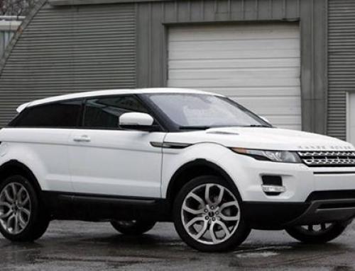 Land Rover Evoque 2.0