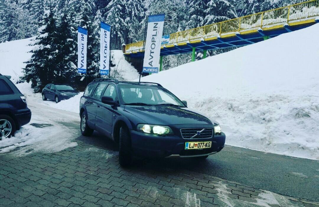 VOLVO XC70 2.5 T AWD