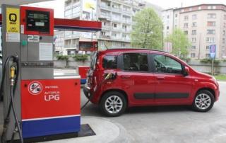Cena lpg je veliko manjša od ostalih goriv
